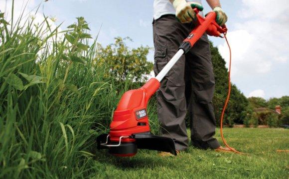 Бизнес на стрижке газонов