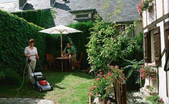 Электрические газонокосилки: надежность, комфорт, экологичность