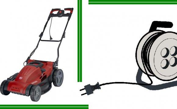 Какой нужен удлинитель для электрической газонокосилки? | От серпа
