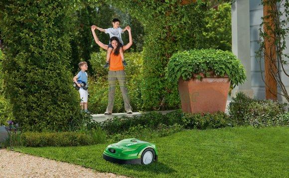 Робот-газонокосилка Viking iMow MI 422 P - интернет-магазин АгроДиалог